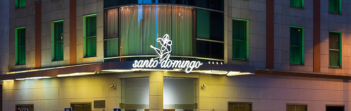 HOTEL SANTO DOMINGO(MADRID)